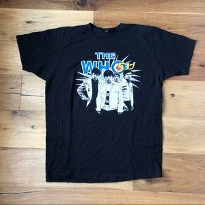 Other - The Who band T-shirt